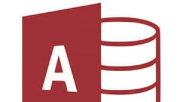 База данных в Microsoft Access